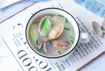 丝瓜蛤蜊汤的做法