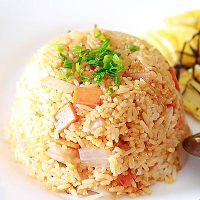 黄致列同款韩式炒饭:酸辣咸甜,唯独尝不到你的苦