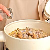 迷迭香美食| 黄豆炖猪蹄的做法图解7