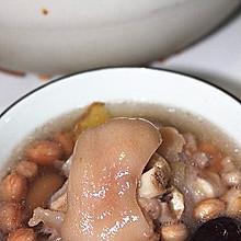 享滋补汤品——『红枣花生猪蹄汤』