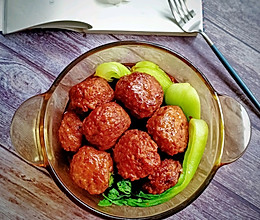 #中秋宴,名厨味#红烧狮子头的做法