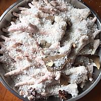 正宗客家盐焗鸡爪的做法图解8