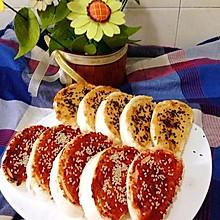 腐乳烤馍片