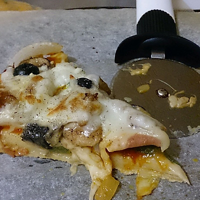 意大利比萨Italian pizza