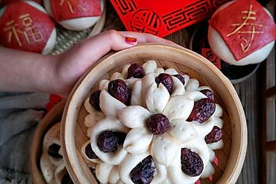 枣花馍馍#钟于经典传统味#