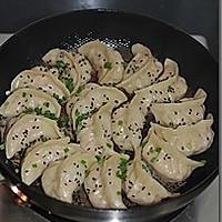 藕丁猪肉煎饺的做法图解12
