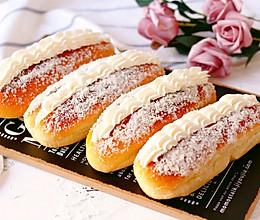 奶油面包的做法