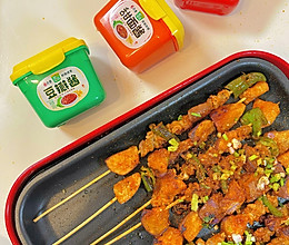 #一勺葱伴侣,成就招牌美味#家庭版铁板烧,教你一勺调出美味的做法