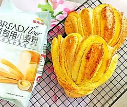 #爱好组-高筋#椰蓉甜软面包的做法