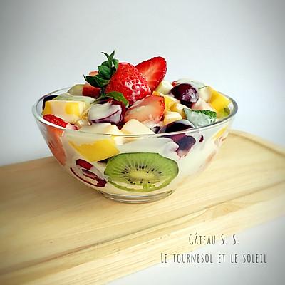 综合水果沙拉