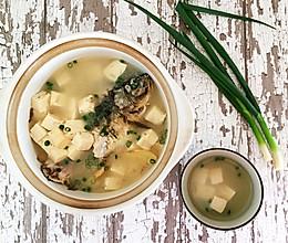鲤鱼豆腐汤的做法