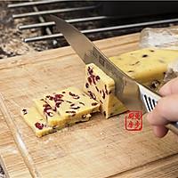 【曼步厨房】蔓越莓曲奇饼干的做法图解8