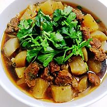 萝卜牛腩(电饭锅版本)