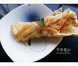 手工手抓饼-卷起来的美食的做法