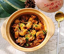 #快手又营养,我家的冬日必备菜品#砂锅红烧鸡腿的做法