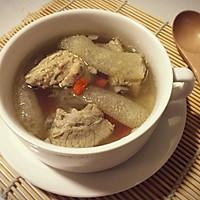 枸杞竹荪排骨汤的做法图解4