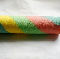 五彩斑斓的彩虹蛋糕卷#长帝烘焙节#的做法图解14