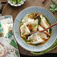 韭菜猪肉饺子