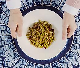 酸豆角肉末:巧手小菜一碟,专治食欲不振!的做法