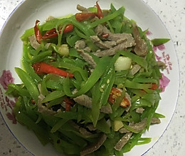 莴笋丝炒肉丝的做法