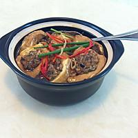 煲仔生焗酿豆腐的做法图解18