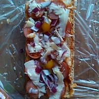 早餐新花样,面包大变装的做法图解6