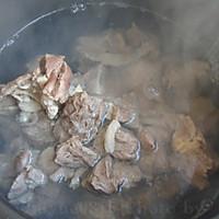 #晒出你的团圆大餐#羊肉白萝卜的做法图解5