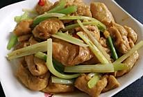 素焖油豆腐的做法