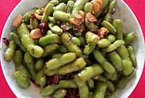 【家常凉菜】凉拌毛豆的做法