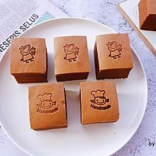 #快手又营养,我家的冬日必备菜品#巧克力古早味蛋糕