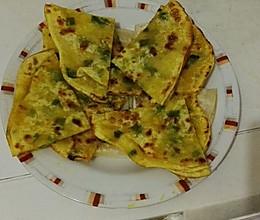 饺子皮版印度飞饼的做法