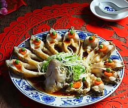 孔雀开屏鱼#盛年锦食.忆年味#的做法