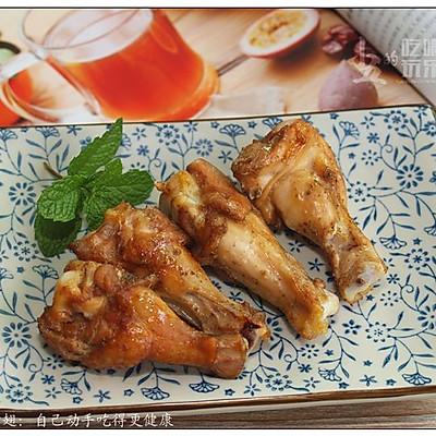 孜然烤翅:自己烤更鲜美更健康