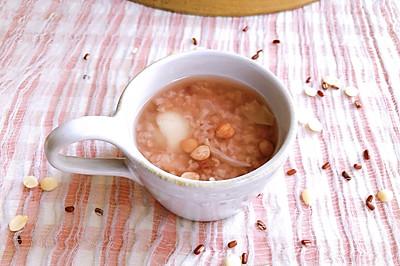 #秋天怎么吃#秋季一定要来一碗滋阴润肺的百合杏仁粥