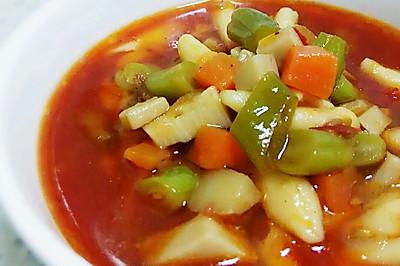 麻食(猫儿面)~陕西面食