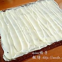 可可戚风蛋糕卷(来自中岛老师的方子)的做法图解21