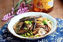 快炒鳝鱼丝#金龙鱼外婆乡小榨菜籽油#的做法