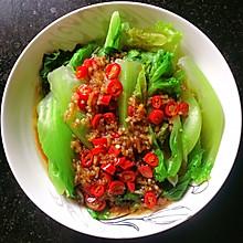 #夏日开胃餐#蚝油生菜