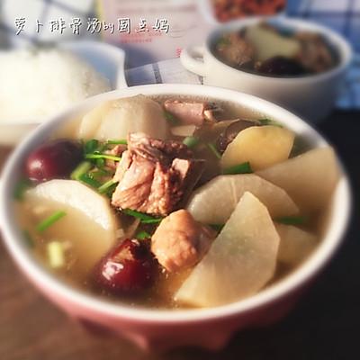 (简单易做)清炖萝卜排骨汤