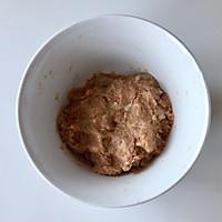 金灿灿的小米裹肉丸子,粗粮和肉的黄金搭档!#今天吃什么#的做法图解6