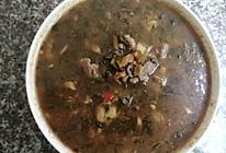 酸菜牛肉汤的做法