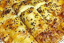 手抓饼的花样吃法:香蕉芝士派的做法