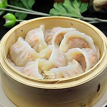 立冬,水晶虾饺