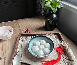 #元宵节美食大赏#软软糯糯的黑芝麻汤圆的做法