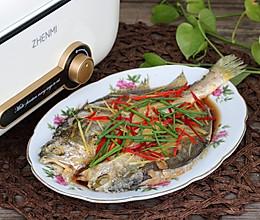 蒸黄花鱼的做法