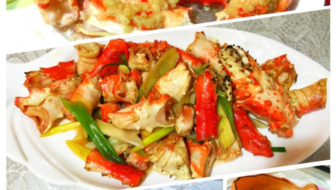 春节必备年夜菜--帝王蟹(含拆蟹方法)