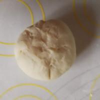 咸蛋黄肉松小面包的做法图解11