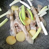 香菇鸡汤面#洗手作羹汤#的做法图解4