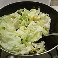最上瘾的绝味川菜——炝炒莲花白的做法图解4