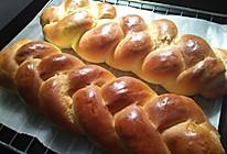 黄金大辫子面包的做法